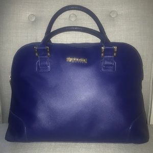 Kenneth Cole Reaction Royal Blue Purse